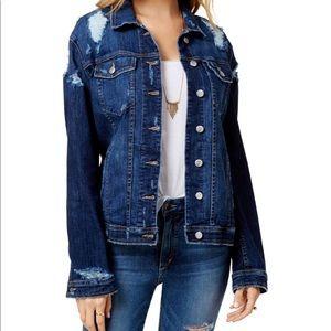 NWT- Joes women's denim jacket XS